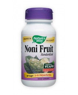 NONI FRUIT STANDARDIZED 60 VCAPS