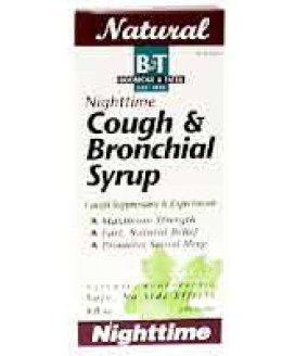 NIGHTTIME COUGH AND BRONCHIAL 8 OZ