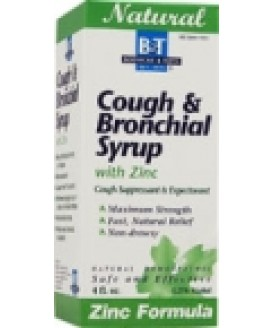 COUGH & BRONCHIAL W/ ZINC 4 OZ.