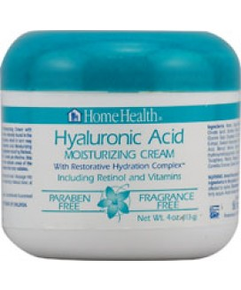 HYALURONIC ACID MOISTURIZING CREAM 4 OZ.
