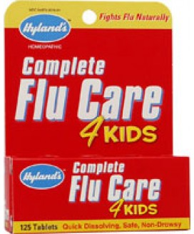 COMPLETE FLU CARE 4 KIDS 125 TABS