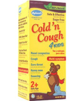 COLD N COUGH 4 KIDS 4FL OZ