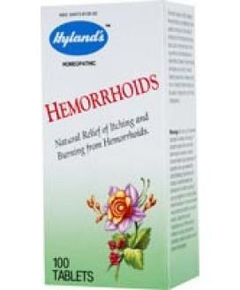 HEMORRHOIDS 100 TABS