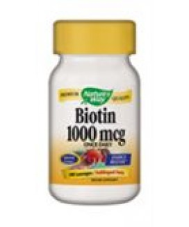 BIOTIN 1000MCG 100 CAPS
