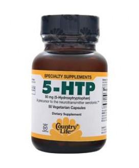 5 HTP 50 MG 50 VCAPS