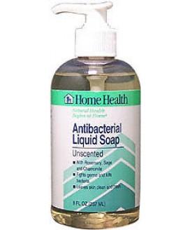 ANTIBACTERIAL LIQ SOAP UNSCENTED 8OZ