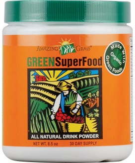 ALL NATURAL GREEN POWDER 8.5 OZ