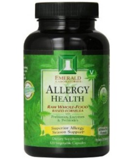 ALLERGY HEALTH 120 CAPS