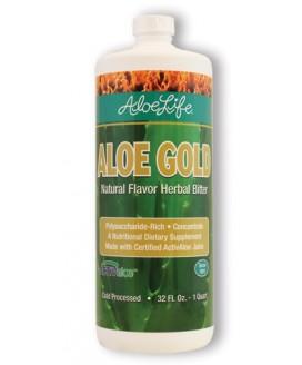 ALOE GOLD 32 FL. OZ