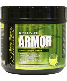 AMINO ARMOR POWDER LEMONADE 252 GRAM