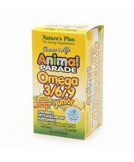 ANIMAL PARADE OMEGA 3/6/9 JR 90 SGELS