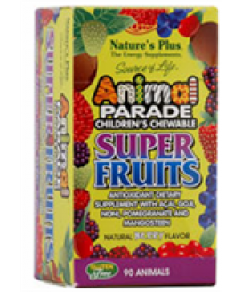 ANIMAL PARADE SUPER FRUITS CHILD 90CHEW