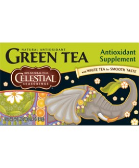 ANTIOXIDANT GREEN TEA 20BAGS