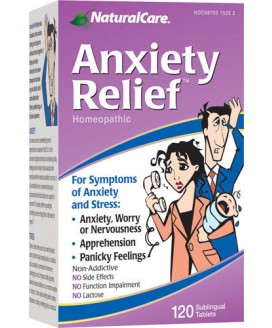 ANXIETY RELIEF 120 TABS