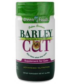BARLEY CAT POWDER  FORMULA 3 OZ
