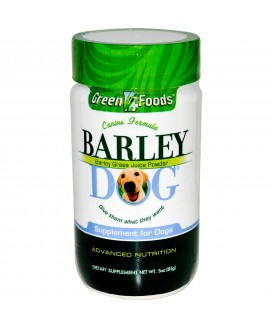 BARLEY DOG 3OZ