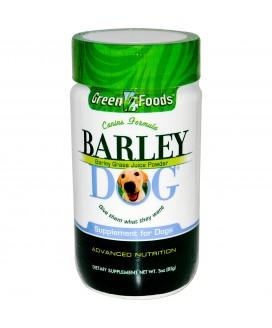 BARLEY DOG 3OZ