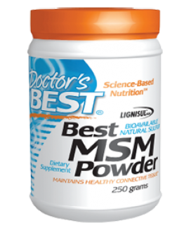 BEST MSM POWDER 250 GRAM