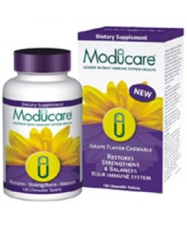 MODUCARE CHEWABLES GRAPE 120 CT