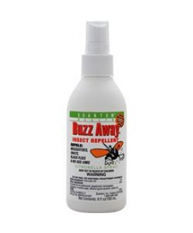 BUZZ AWAY 6 OZ. INSECT REPELLENT