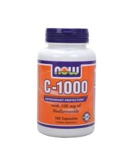 C 1000 W/BIOFLAVONOIDS 100 CAPS