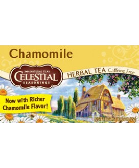 CHAMOMILE FLOWERS 20 BAGS