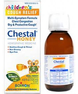 CHILD CHESTAL HONEY 4.2 OZ.
