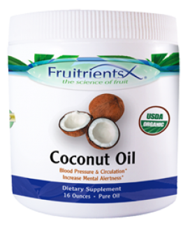 COCONUT OIL 16 OZ COLD PRESSED