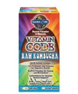 CODE RAW KOMBUCHA 60 CAPS