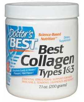 COLLAGEN TYPES 1&3 POWDER 200 GRAM