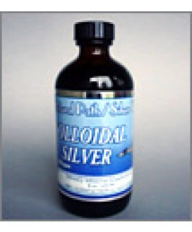 COLLOIDAL SILVER 250PPM 2OZ