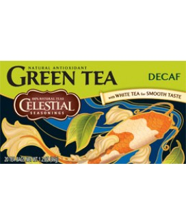 DECAFFEINATED GREEN TEA 20BAGS