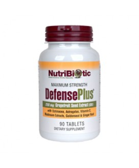 DEFENSE PLUS  250 MG 90 TABS