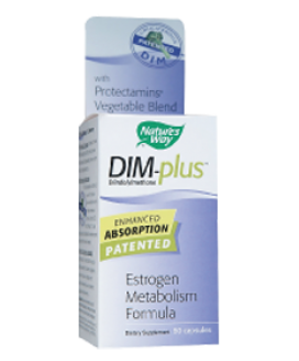 DIM PLUS ESTROGEN METABOLISM 60 CAPS