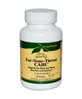 EAR NOSE THROAT CARE 45 SGELS