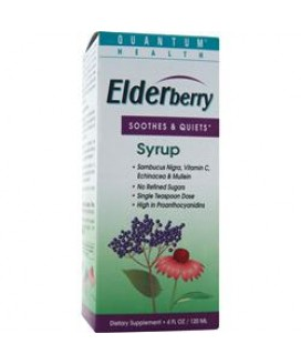 ELDERBERRY C SYRUP 4OZ