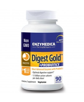 DIGEST GOLD+PROBIOTICS 90 CAPS