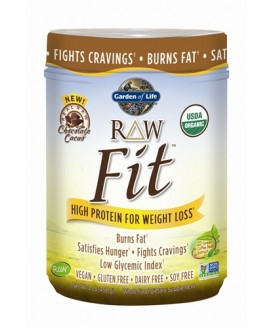 RAW FIT PROTEIN CHOCOLATE CACOA 1LB