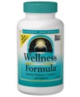 WELLNESS FORMULA 90 TABS