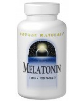 MELATONIN 1 MG. ORANGE 300 CT.