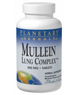 MULLEIN LUNG COMPLEX 180 TAB