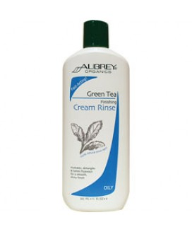 GREEN TEA CREME RINSE 11 OZ.