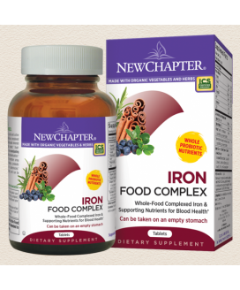 natures plus iron