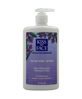 LAVENDER AND SHAE BUTTER ULTRA MOIST 16 OZ