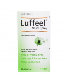 LUFFEEL NASAL SPRAY .68 OZ (now clearlife)