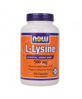 LYSINE 500MG 250CAPS