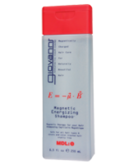 MAGNETIC ENERGIZING SHAMPOO 8.5 OZ