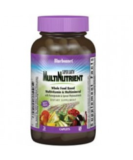 SUPER EARTH MULTINUTRIENT IRON/FREE 90 TABS