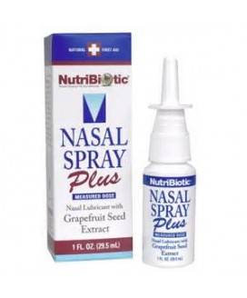 NASAL SPRAY PLUS 1 OZ
