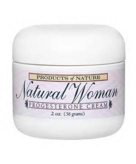 NATURAL WOMAN 2OZ PROGESTERONE CREAM